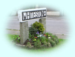 Whitestone Road sign image